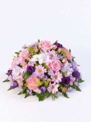 Classic Posy -Lilac & Pink